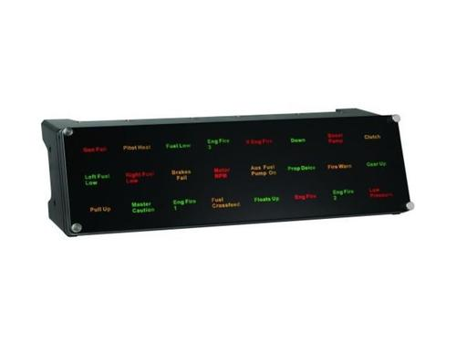 Saitek PRO FLIGHT Backlit Panel
