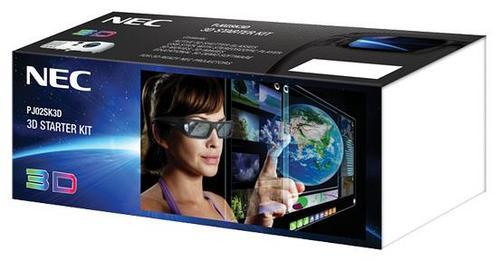 NEC NP02SK3D - 3D Starter KIT