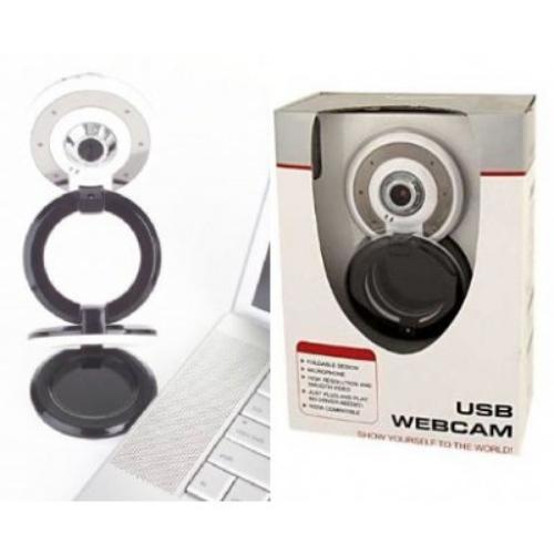 GEMBIRD Kamera Internetowa 5Mpix z mikrofonem CAM90U