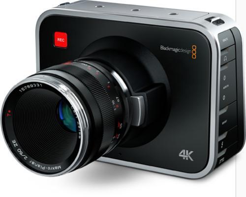 Blackmagic Design Production Camera 4K
