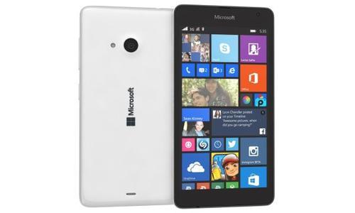 Microsoft Lumia 535 DualSIM Black