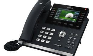 Yealink Telefon VoIP T46G - 6 kont SIP