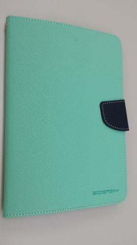 "WEL.COM Etui Fancy do Samsung Galaxy Note Pro 10.1"" miętowo-granatowe"