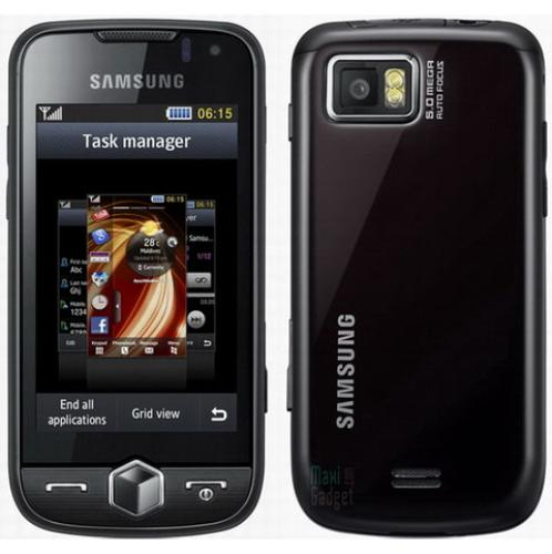 Samsung S8000 Cubic