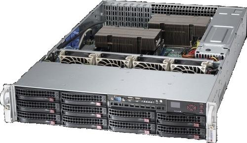 Supermicro SuperServer 6027AX-72RF-HFT1 SYS-6027AX-72RF-HFT1