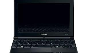 Toshiba NB500 - recenzja praktycznego netbooka