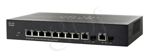 CISCO SF302-08PP-K9-EU 8 x 10/100 PoE+ Switch