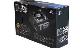 XFX Core TS 550W (80+ Bronze, 2xPEG, 120mm, Single Rail) GREN