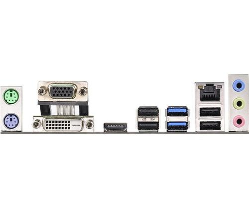Asrock H97M ANNIVERSARY H97 4DDR3 USB3/RAID uATX