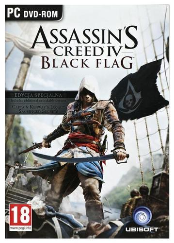 Assassins Creed 4 Black Flag Special Edition