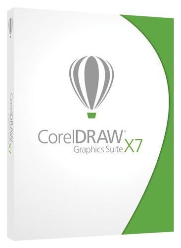 Corel DRAW Graphics Suite X7 ENG Win UPG DVD CDGSX7IEDBUG