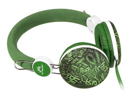 Tracer Słuchawki audio RANGER GREEN