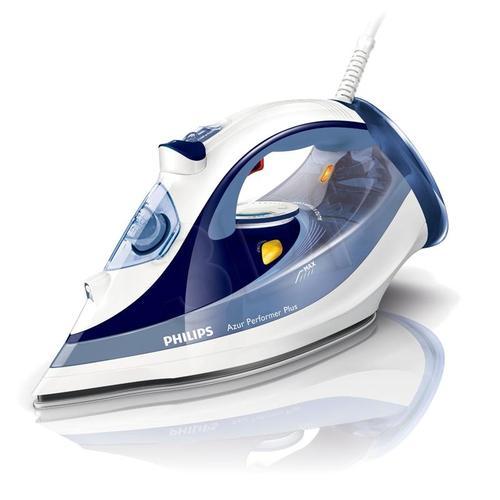 Philips Azur GC4511/20 (2400W/ Biało-niebieski)