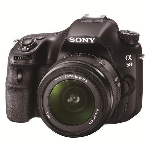 Sony SLT-A58K + 18-55/f3,5-5,6