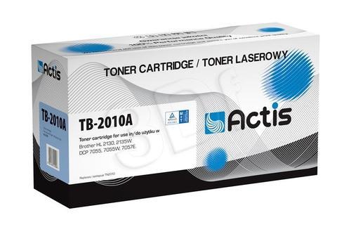 Actis TB-2010A toner Black do drukarki Brother (zamiennik Brother TN-2010) Supreme