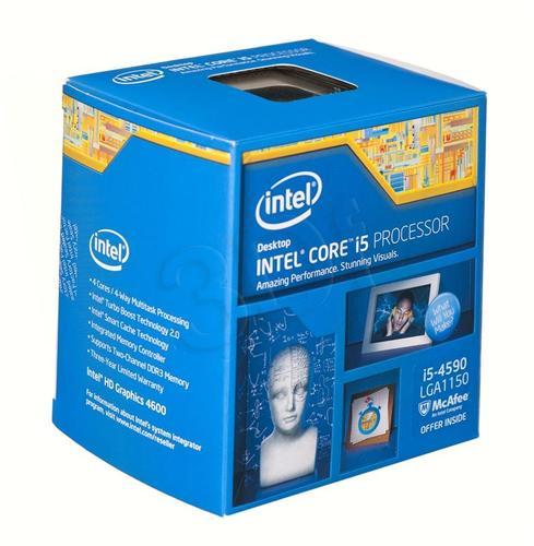 intel CORE I5 4590 3.3GHz LGA1150 BOX