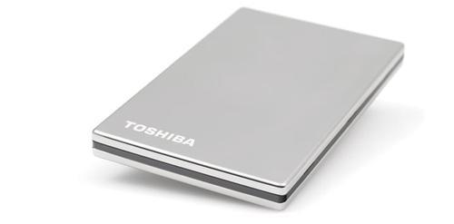 """Toshiba STOR.E Steel 1.8"""" 160GB titanium (PA4143E-1HA6)"""