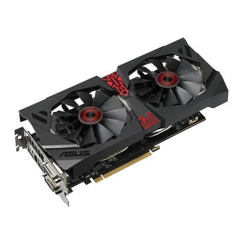 Asus Radeon R9 380 2GB DDR5 PX 256BIT 2DVI/HDMI/DP BOX
