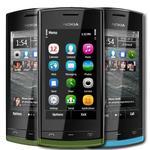 Nokia 500 - prezentacja