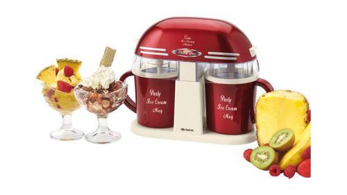 Ariete Twin Ice Cream Maker