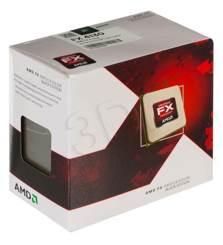 AMD X4 FX-4130 3.8GHz BOX (AM3+)(125W)