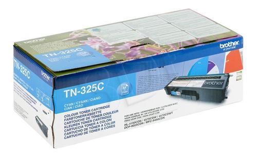 BROTHER Toner Niebieski TN325C=TN-325C, 3500 str.
