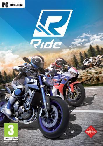 CD Projekt Red Ride PC PL