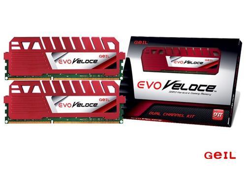 Geil DDR3 EVO Veloce 16GB/1600 (2*8GB) CL9-9-9-28