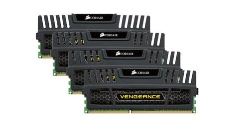 Corsair DDR3 VENGEANCE 32GB/1866 (4*8GB) CL10-11-10-30
