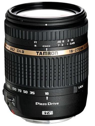 Tamron Obiektyw 18-270mm F3,5-6,3 Di II PZD Sony