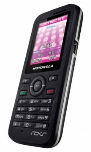 Motorola MOTO WX395