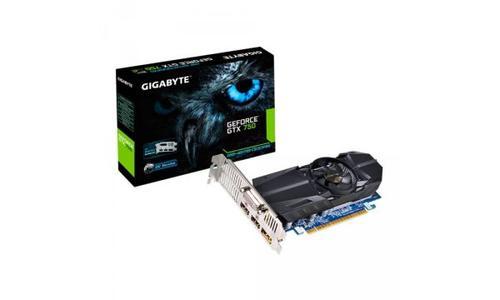 Gigabyte GeForce CUDA GTX750OC 2GB
