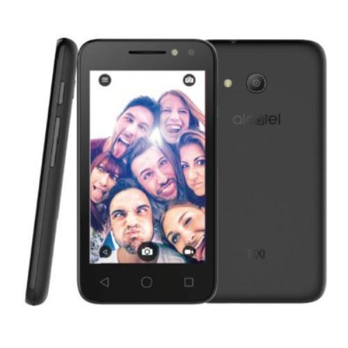 Alcatel PIXI 4 (5) BLACK DUAL SIM