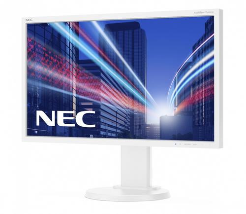 NEC 23.8'' MS E243WMi 16: 9 IPS W-LED 6ms DVI-D white