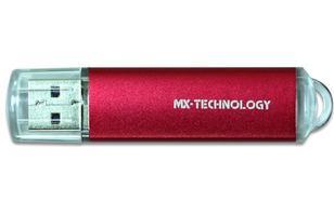 Mach Xtreme ES 64GB USB3.0 200/200 MB/s aluminium - Red SLC
