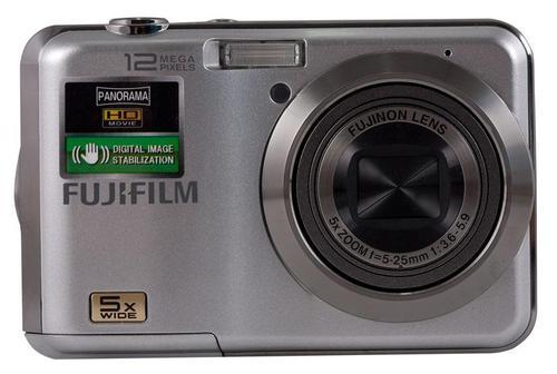 FUJI FinePix AX200 (SREBRNY)