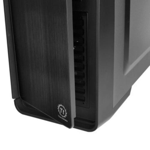 Thermaltake Urban S21 Black Window USB3.0 (2x120mm), czarna