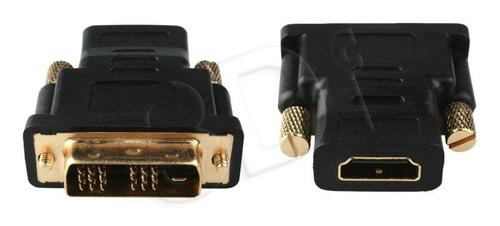 GEMBIRD HDMI (F) ->DVI (M)