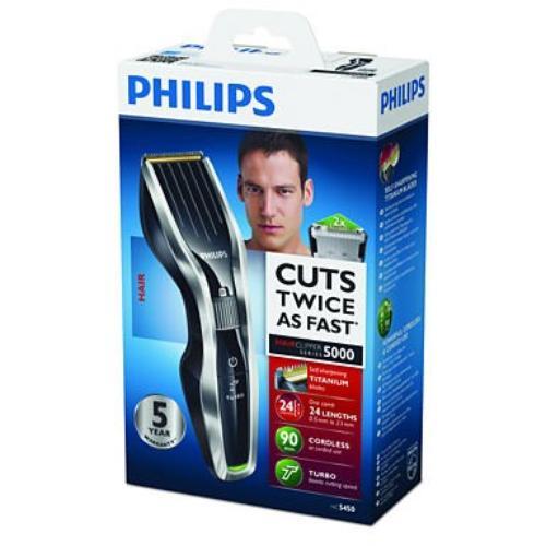 Philips Maszynka do włosów HC5450/15