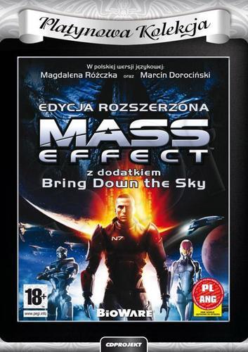 Mass Effect Edycja Rozszerzona