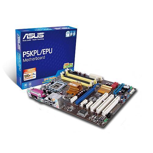Asus P5KPL/EPU
