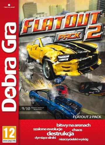 DG Flatout 2 Pack