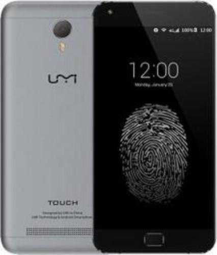 Umi Touch LTE Szary (U6955296200884_G)
