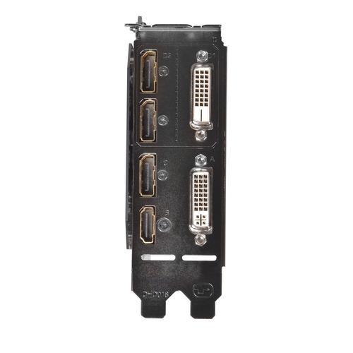 Gigabyte GeForce CUDA GTX980 4GB DDR5 256BIT 2DVI/HDMI/3DP BOX