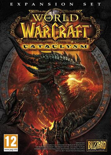 Activision - Blizzard World of Warcraft: Cataclysm