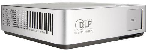 Asus S1 Projektor LED/DLP/WVGA/200AL/1000:1/2W speaker/HDMI/MHL/USB Port for Charge (1A@5V)/1.82kg/Silver