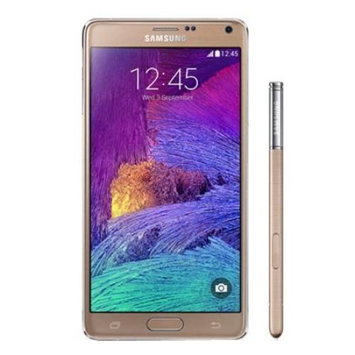 Samsung N910C Galaxy Note 4 White Gold