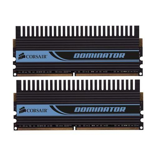 Corsair DDR3 DOMINATOR with DHX+ 8GB/1600 (2*4GB) CL9-9-9-24