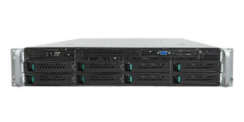 Intel R2308IP4LHPC platforma rack 2U/2xE5-2600 16xDDR3/2x750W/8xHDD