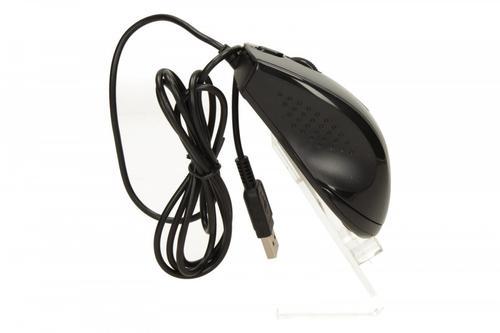 A4 TECH V-Track N-500F-1 Błyszczący Szary USB